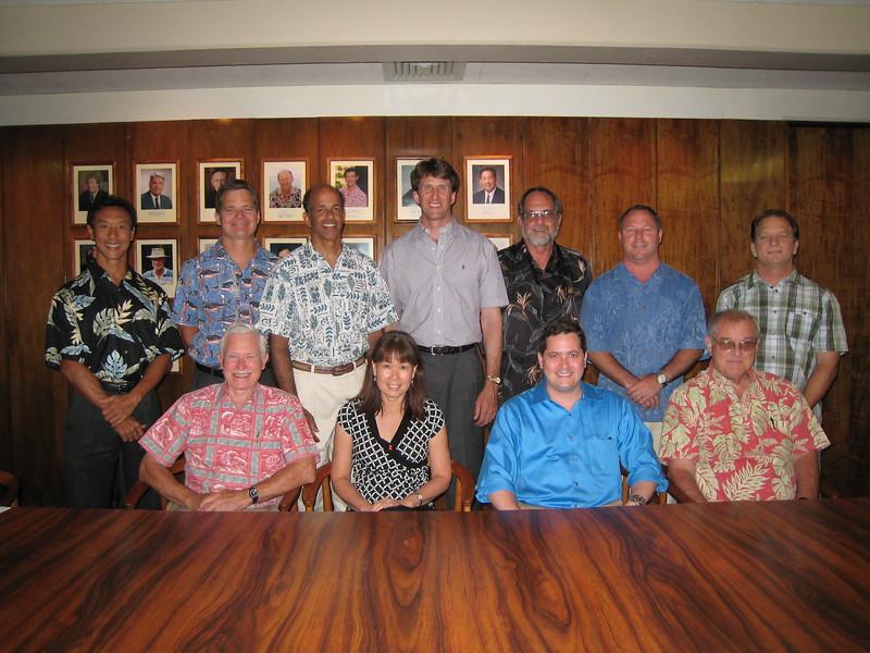 2007 Finance Committee