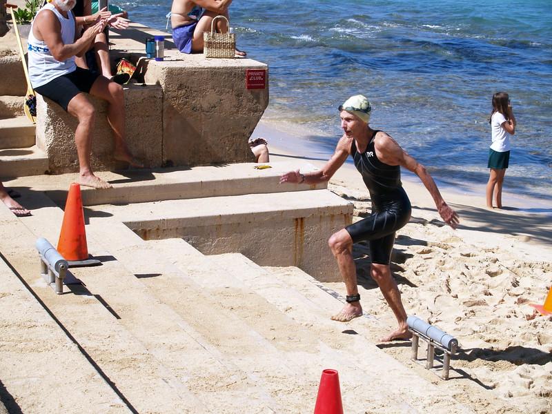 2007 OCC Invitational Swim