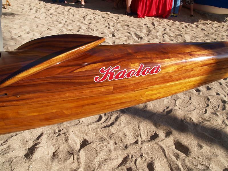 2007 Kaoloa Blessing