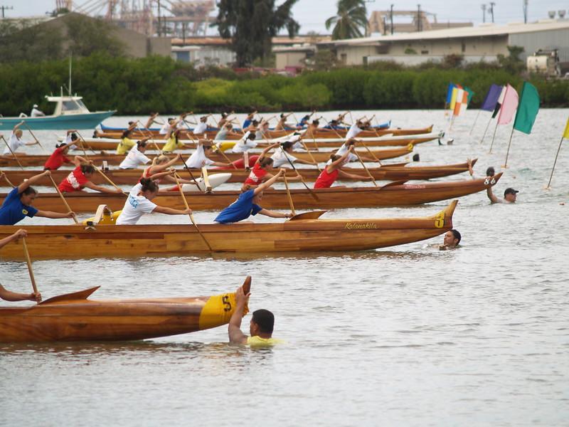 2007 Koa Canoes of OHCRA