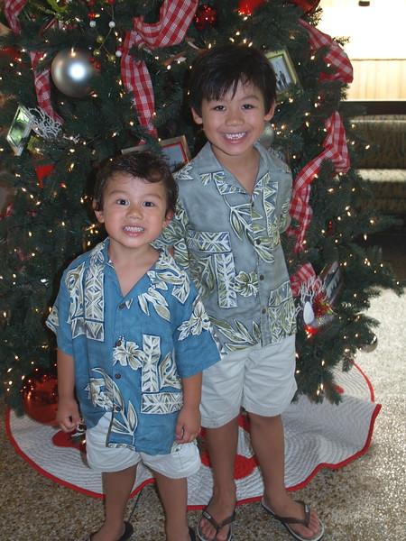 2007 Keiki Christmas Party