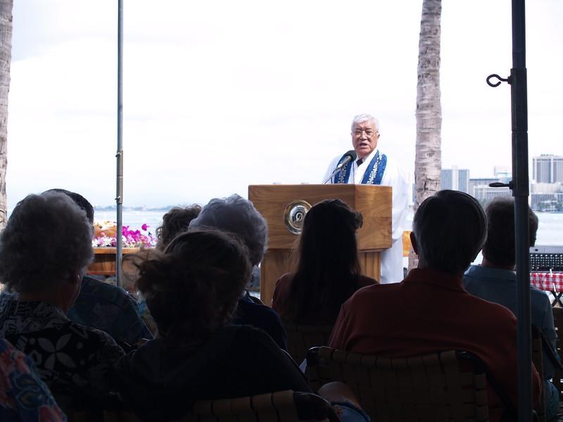 2007 Memorial Day Service