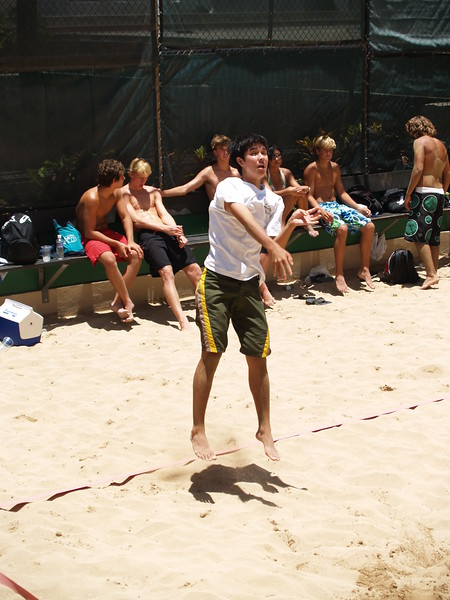 2007 Men's Open/Junior Draw Tournament