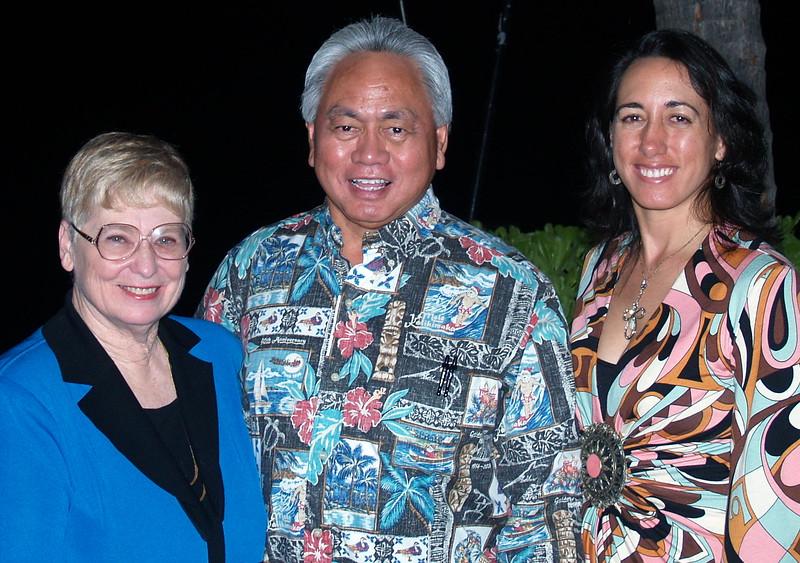 2007 Thanksgiving Buffet