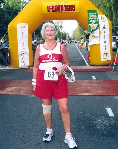 2007 Women's 10K Run