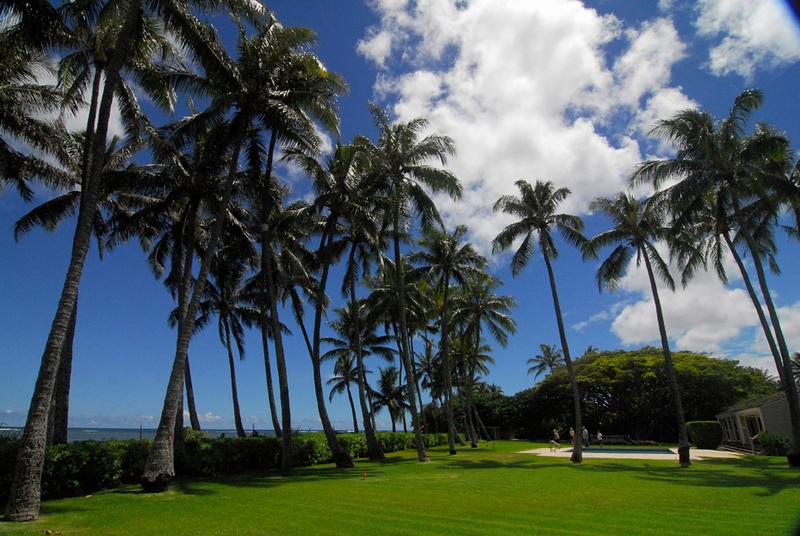 2008 Aina Haina Beach Front Property