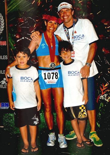 2008 Ironman Triathlon