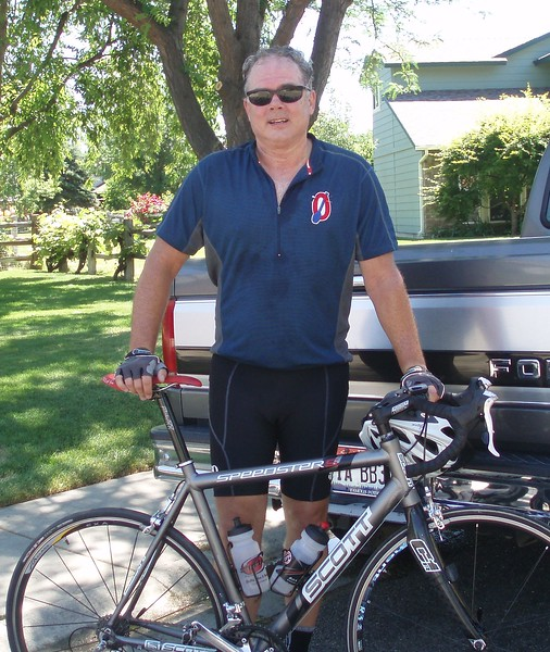 2008 Idaho Century Bike Race