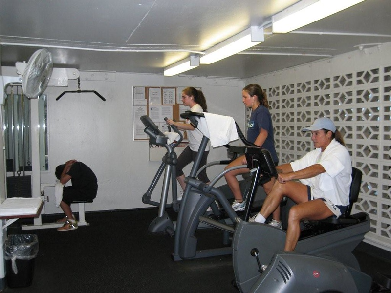 2008 OCC Fitness Center