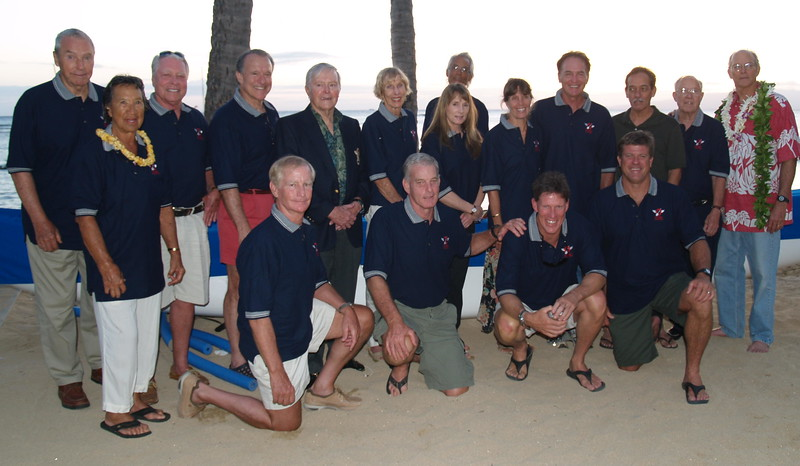 "2008 Outrigger Canoe Club Winged ""O"""