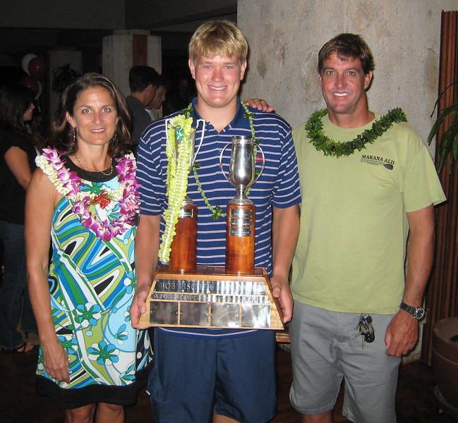 2008 Bob Fischer Memorial Trophy