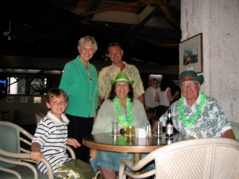2008 St. Patrickʻs Day Party