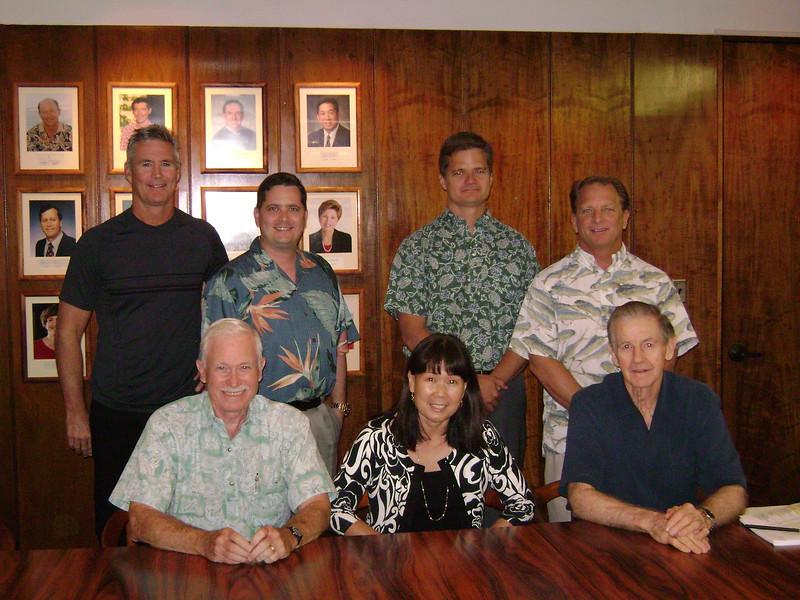 2008 Finance Committee