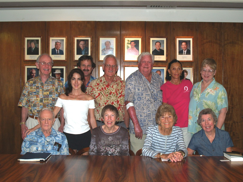2008 Historical Committee