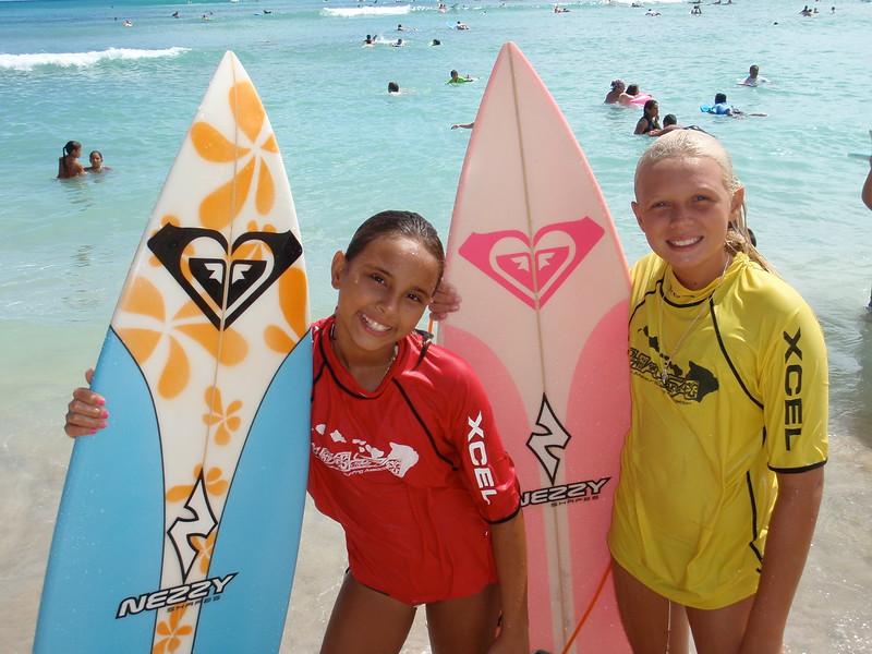 2008 OCC Surf Team