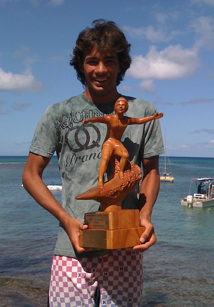 2008 John McMahon Outstanding Junior Surfer of the Year