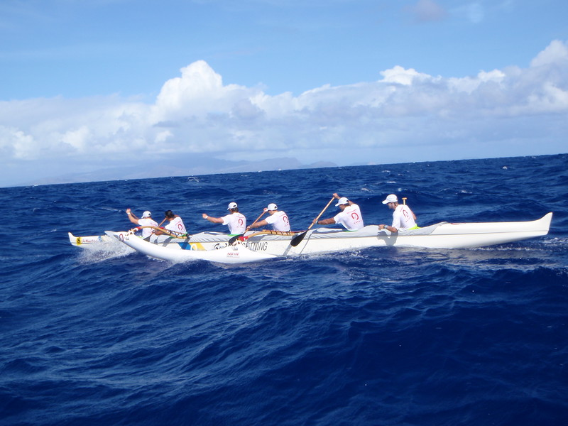 2008 Molokai Hoe