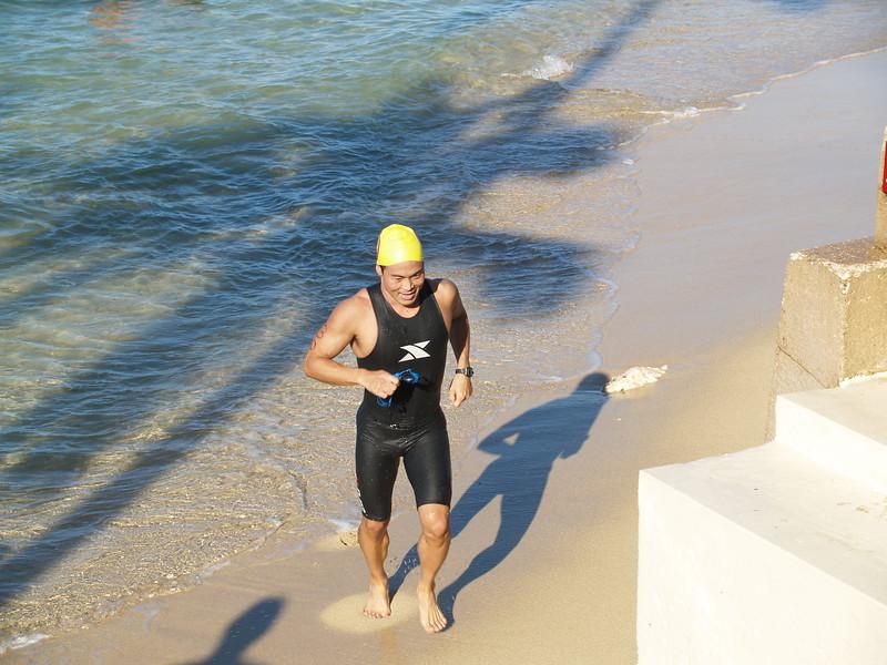 2008 Castle Swim