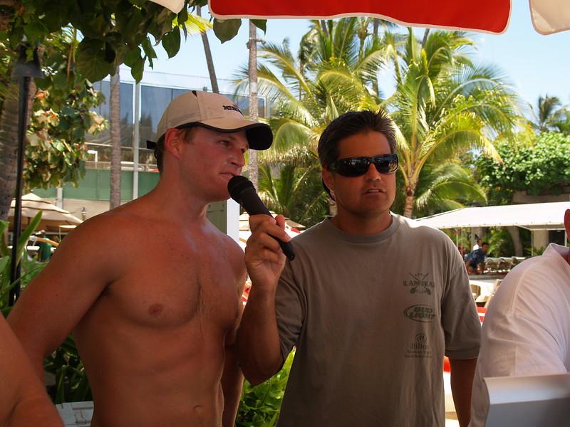 2008 Cline Mann Koʻolaupoko Paddleboard Race