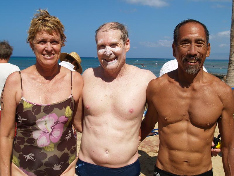 2008 OCC Invitational Swim