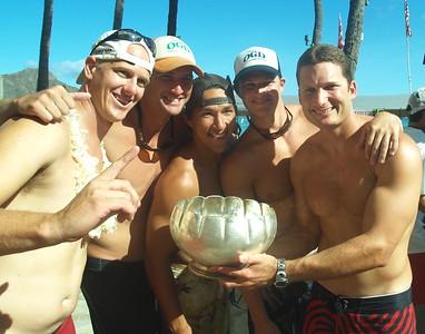 Outrigger Canoe Club 2008