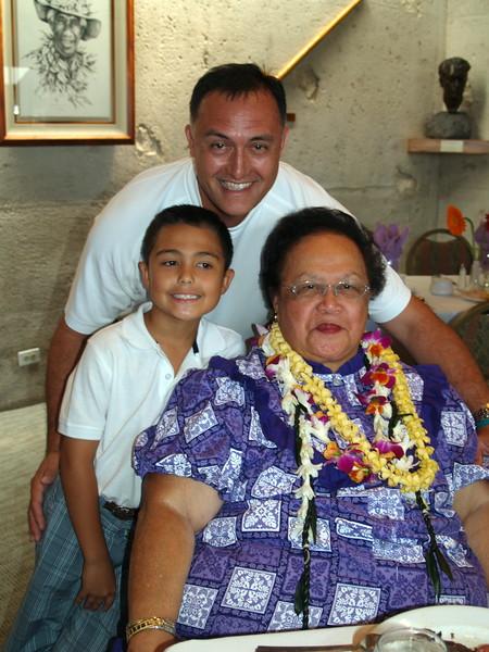 2008 Motherʻs Day Brunch