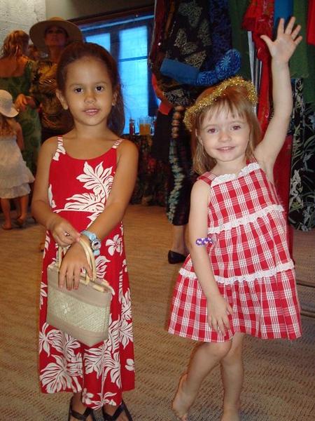 2008 Princess Kaiulani Fashion Show