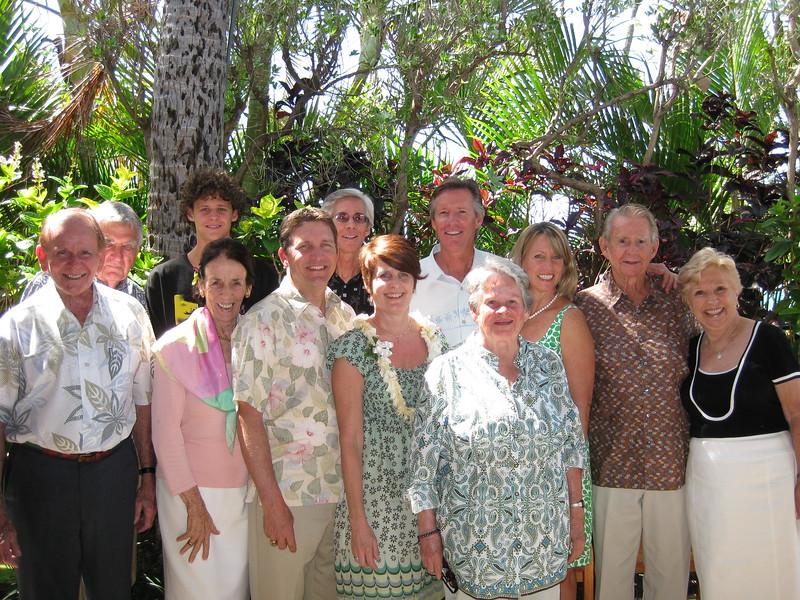2009 Easter Brunch