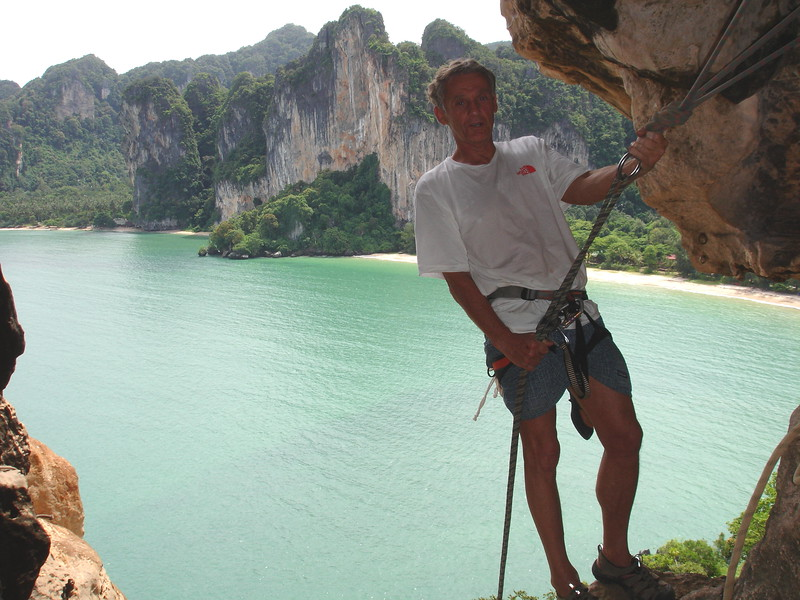 2009 Rock Climbing in Southern Thailand