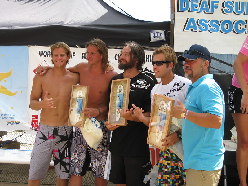2009 World Championship of Deaf Surfers