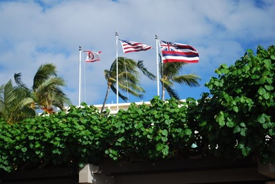 2009 Outrigger Flags