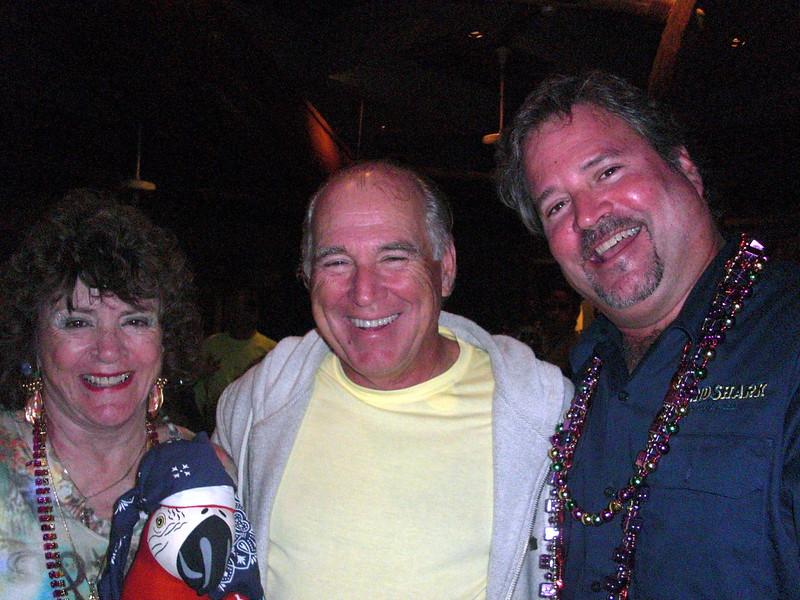 2009 Jimmy Buffet Visits Club