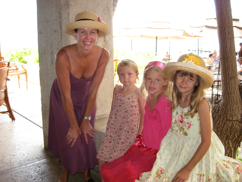 2009 Mother Daughter Tea