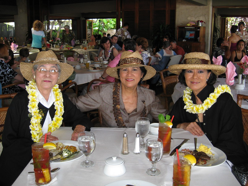 2008 Mother's Day Brunch