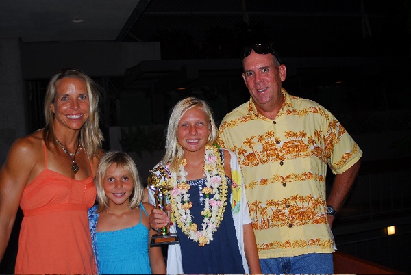 2009 Outstanding Junior Surfer