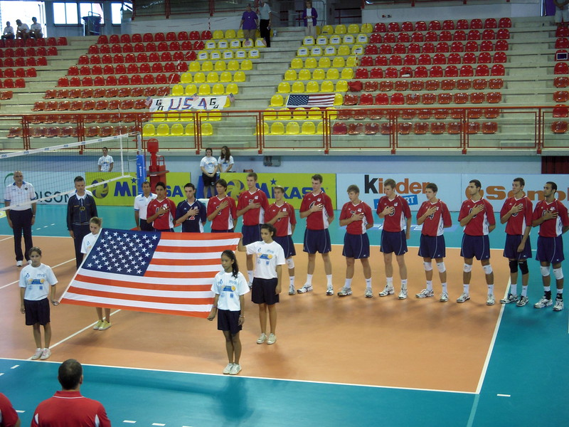 2009 FIVB Youth World Championships