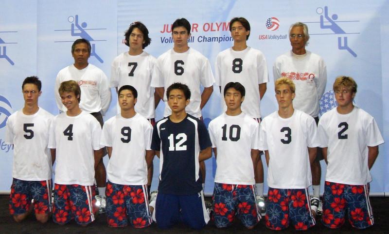 2009 USAV Junior Olympics 7-5-8-2009