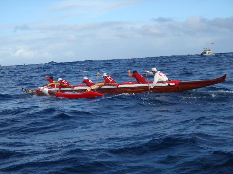 2009 Molokai Hoe