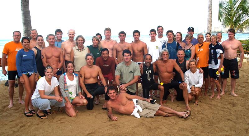 2009 Castle Swim