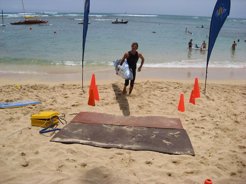 2009 Cline Mann Ko'olaupoko PB Race