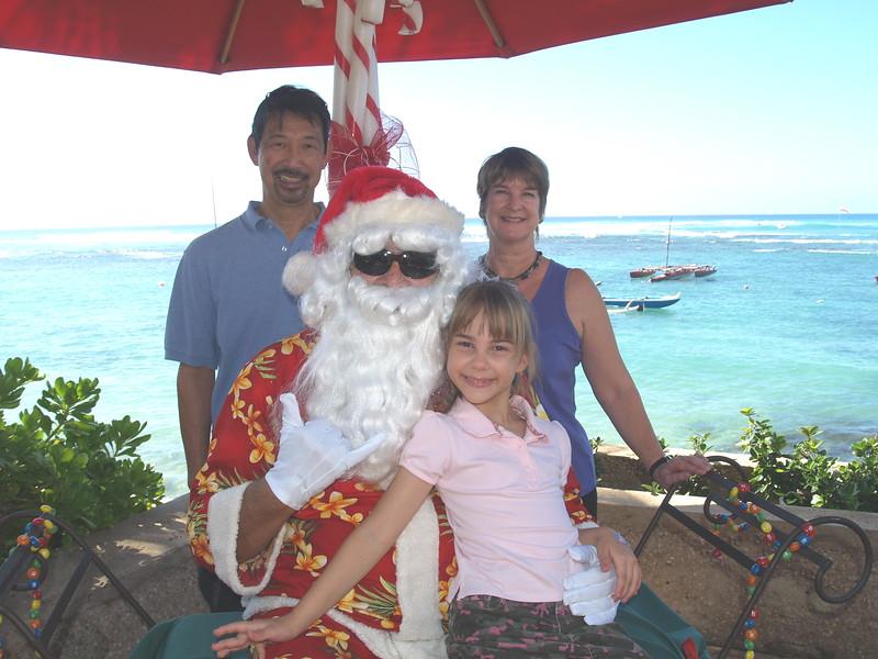 2009 Keiki Christmas Party