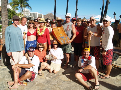 Outrigger Canoe Club 2009