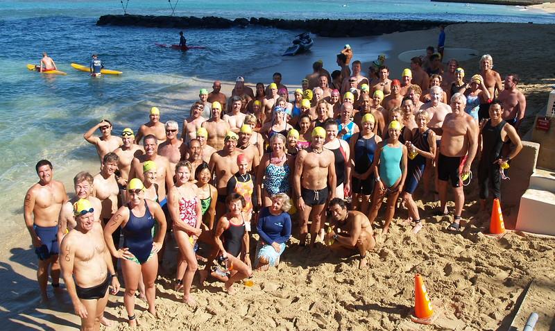 2009 OCC Invitational Swim