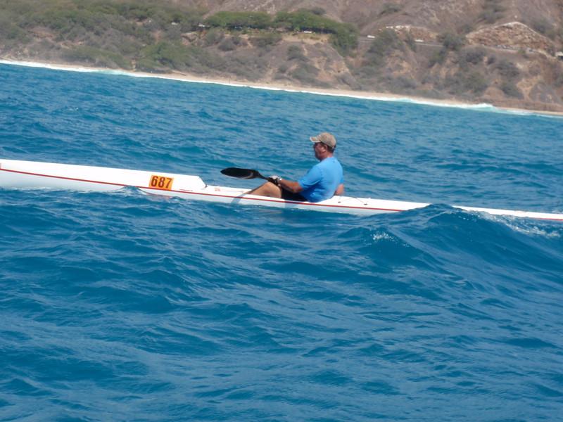 2010 Hoe Wa'a Mau OC1 & Kayak Race