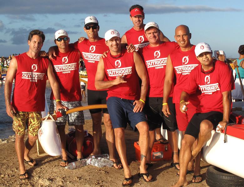 2010 Molokai Hoe
