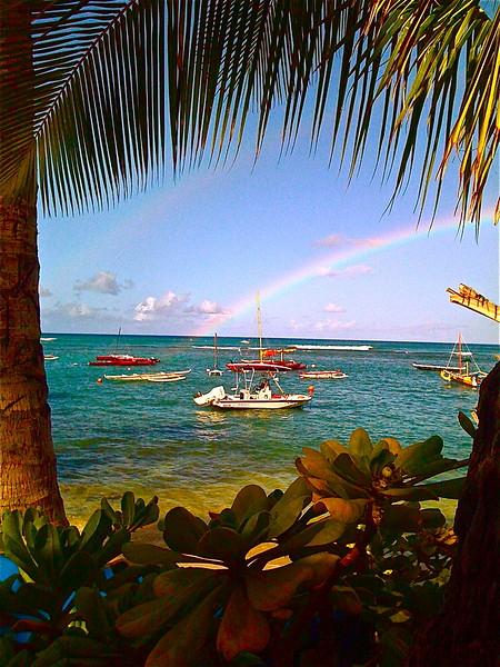 2010 Outrigger Rainbow