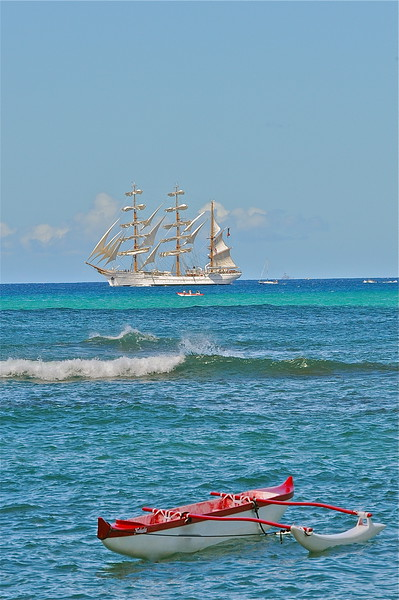2010 Portuguese Sailing Ship Sagres