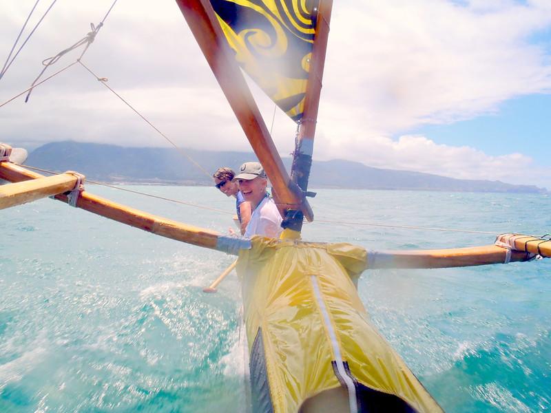 2010 Maui Olukai Downwinder