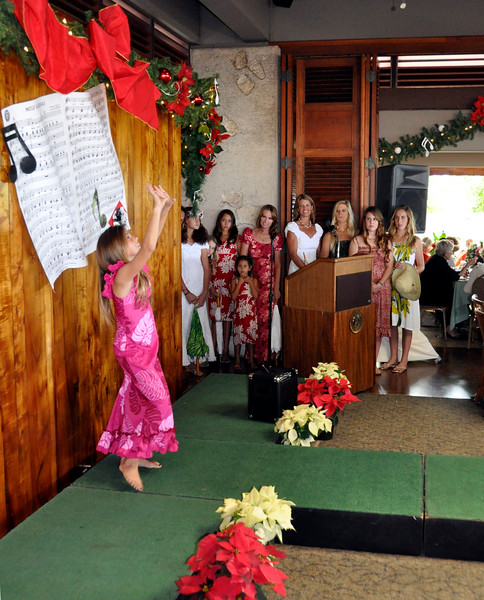 2010 Princess Kaiulani Fashion Show