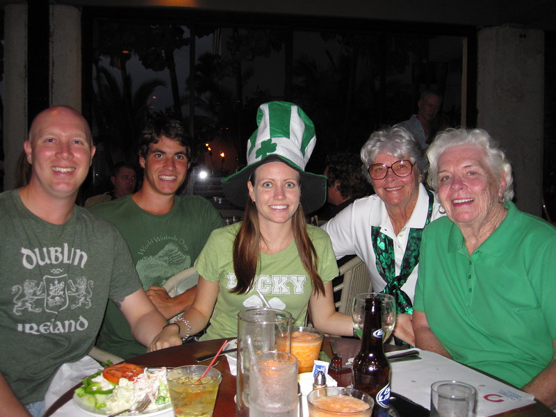2010 St. Patrick's Day Party